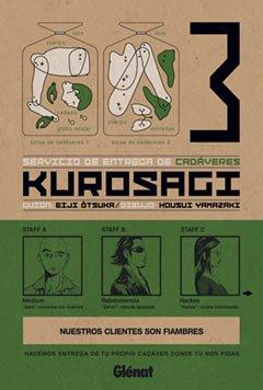 Kurosagi Servicio de entrega de cadaveres 3/ Kurosagi Corpse Delivery Service