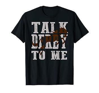 Talk Derby To Me Funny Kentucky Sports Season Gift Idea T-Shirt