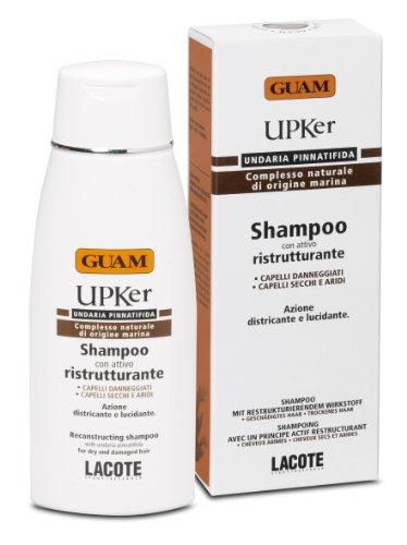 Guam UPKer Shampooing pour cheveux secs et fourches 200 ml