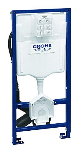 GROHE Rapid SL | Sanitärsysteme-Element (für Sensia Dusch-WCs, 1,13 m Bauhöhe, Spülkasten GD 2, 6-9 L) | 39112001