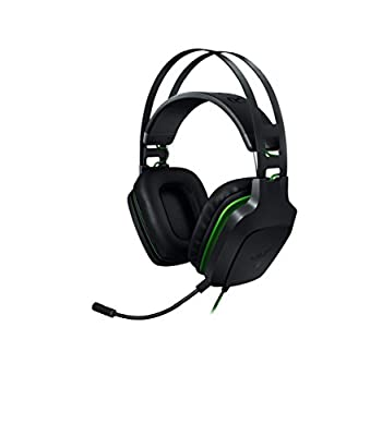 Razer Electra V2 - Gaming Headset with 7.1 Surround Sound, Detachable Mic, Audio Controls, Compatible with PC, PS4, Xbox One, Switch & Mobile Devices