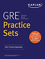 GRE Practice Sets: 220+ Practice Questions