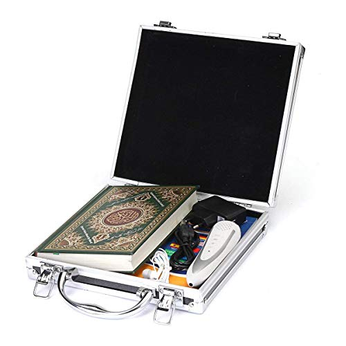 Sucastle Santo Corano Digital Pen Parlare Reader 16GB della Penna del Quran Lettore di Smart Conversazione elettronico Parola for Parola con 6 Libri