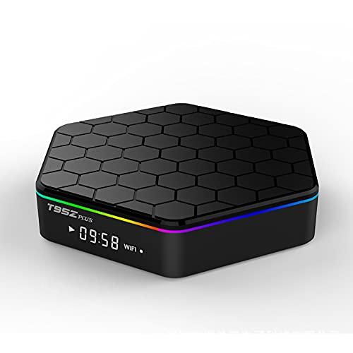 Android TV Box 6.0, la última versión de 2021 Android TV Box 2GB RAM 16GB ROM, S912 Octa-Core cortex-A53, Android Box 4K Ultra HD HDR, Smart TV Box