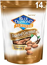 Blue Diamond Almonds, Oven Roasted Toasted Coconut, 14 Ounce