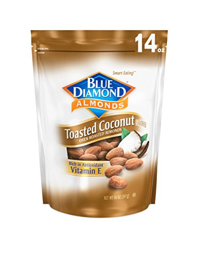 Blue Diamond Almonds Snack Foods - Best Reviews Tips