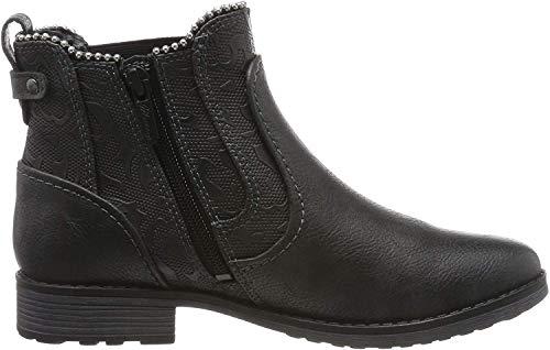 MUSTANG Damen 1265-516-259 Chelsea Boots, Grau (Graphit 259), 39 EU