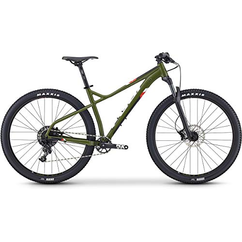 Fuji Tahoe 29 1.5 Hardtail Bike 2019 Green 43.5cm (17