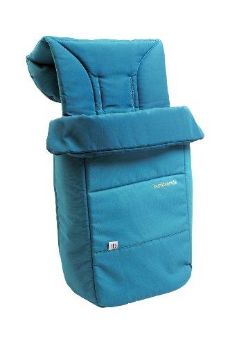 Bumbleride - Saco para cochecito, color azul