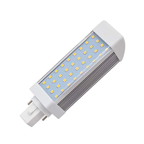 LEDKIA LIGHTING Lampadina LED G24 7W Bianco Naturale 4000K - 4500K