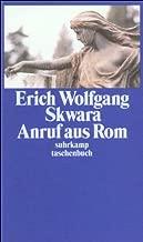Anruf aus Rom: Eine Zwischengeschichte (Suhrkamp Taschenbuch) (German Edition)
