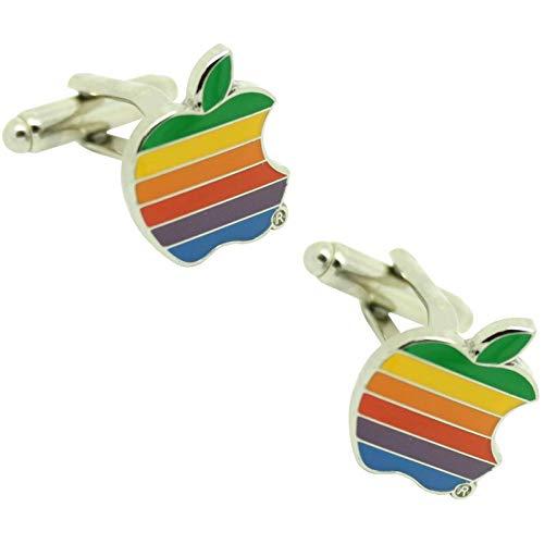MasGemelos - Manschettenknöpfe Apple Macintosh Original Manschettenknöpfe