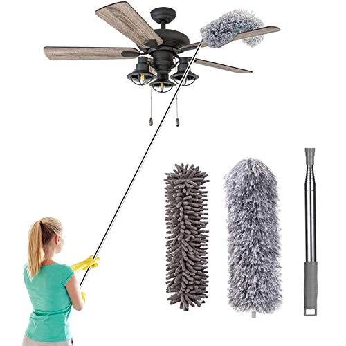 (25% OFF) Telescoping Microfiber Feather Duster $13.49 – Coupon Code
