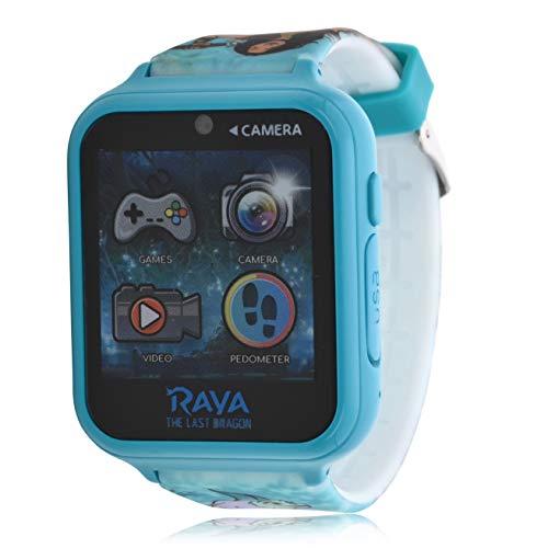 Disney Raya Touchscreen Interactive Smart Watch (Model: RLD4017AZ)
