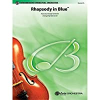 Alfred 00-WBFO9408 Rhapsody in Blue - Music Book