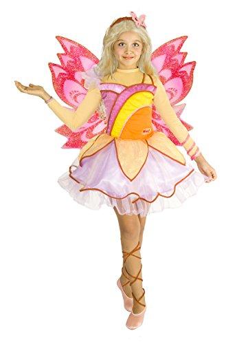 Ciao 11198 - Stella Butterflix Costume Winx 4-6 anni