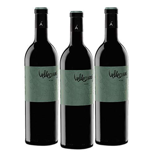 Valdecuevas Álium Vino Tinto Caja WEB de 3 Botellas 75 cl