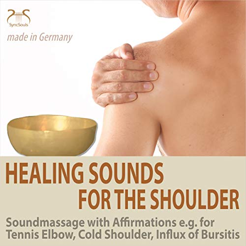 Healing Sounds for the Shoulder audiobook cover art