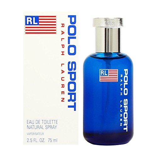 Ralph Lauren Polo Sport Men Eau de Toilette, Uomo, 75 ml