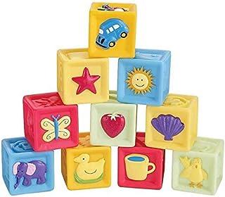10PCS Baby Soft Blocks Set