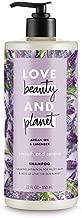 LOVE Beauty and Planet Argan Oil & Lavender Shampoo, 22 FL OZ