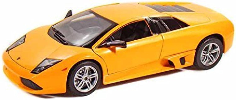 Maisto Lamborghini Murcielago LP640 Orange 1 18 Scale Cast Model Car by Special Edition