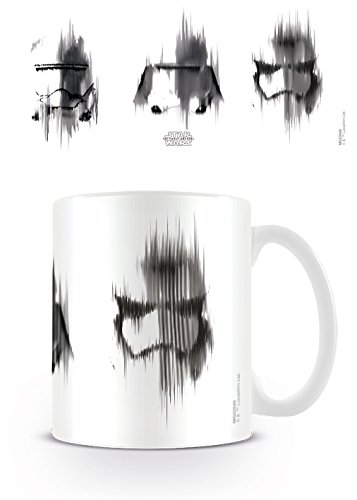 Star Wars Episode VII Tasse Helmet Lines