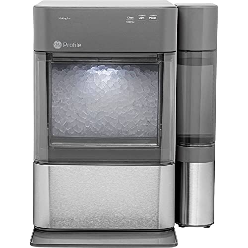 GE Profile XPIO13SCSS / XPIO13SCSS / XPIO13SCSS Opal 2.0 Stainless Nugget Ice Maker