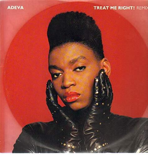 Treat me right (Jzj Mix) / Vinyl Maxi Single [Vinyl 12