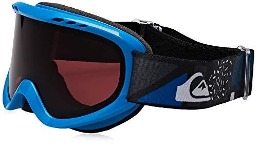 Quiksilver Flake - Máscara Para Snowboard/Esquí Para Chicos 8-14 Máscara Para Snowboard/Esquí, Niños, Lyons Cruzing, 1SZ