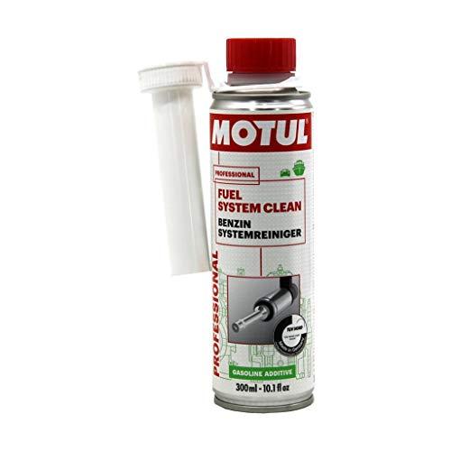 MOTUL - Limpieza del Sistema de Combustible - Spray, 300 ml