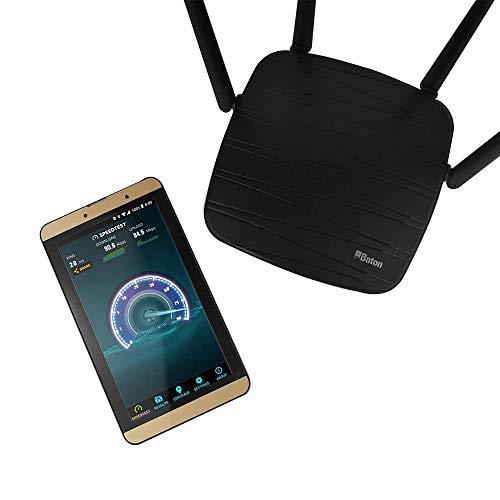 iBall Dual Band Wireless AC Router Baton iB-WRD12EN
