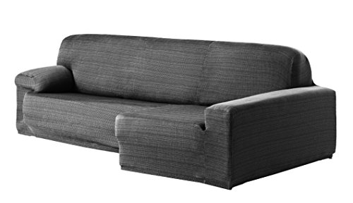 Eysa Aquiles Funda de sofá, Poliéster/Algodón, Gris, 310
