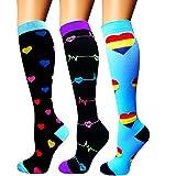Calcetines de compresión para mujeres y hombres: los mejores calcetines médicos, para co...