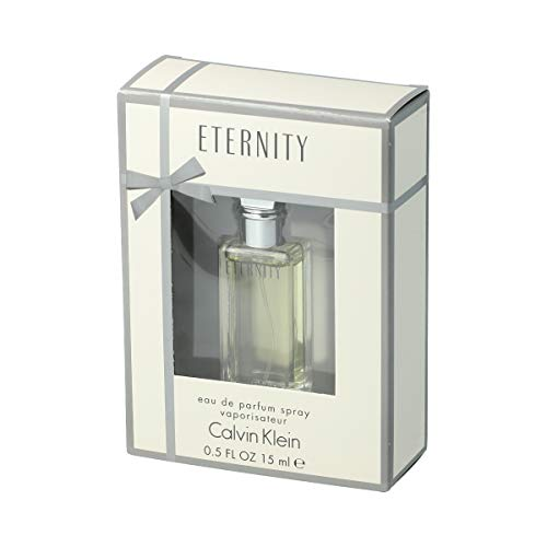 ETERNITY by Calvin Klein Eau De Parfum Spray .5 oz / 15 ml (Women)