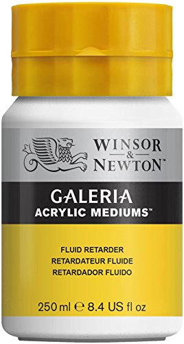 Winsor & Newton Galeria Fluido Ritardante 250 ml Vaso