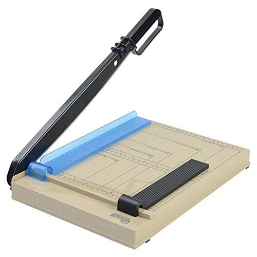 Nai-storage Büro A4 Papierschneider, Kleines Foto Beschneiden Maschine, verdicken Schwer for handgemachte Gebraucht Produktion Manuelle Schneidemaschine (Size : 47.5 * 26.5 * 5.5cm)