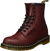 DR. MARTENS Scarpa Anfibio Donna Mod. 1460 SMOOTH D Colore: Cherry Life Style: