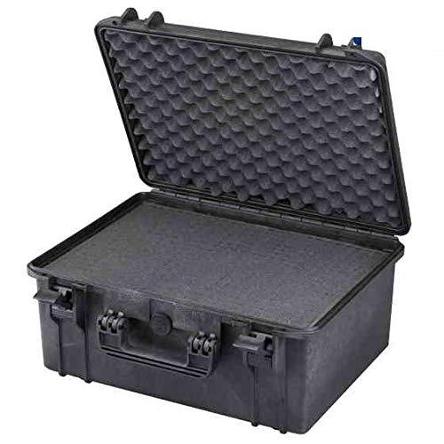 TAF Case 402 - Outdoor Koffer Staub- und wasserdicht, IP67 schwarz