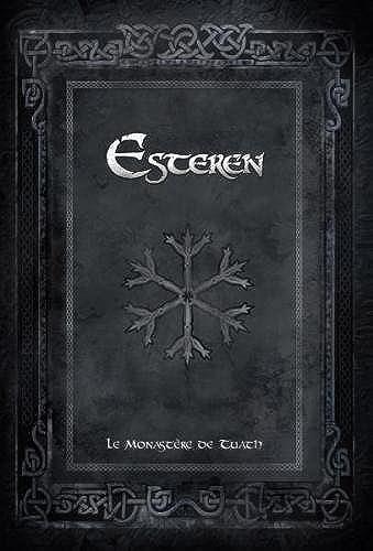 Agate Games - Les Ombres d'Esteren - Livre 3   Le Monastère de Tuath Edition Limitée
