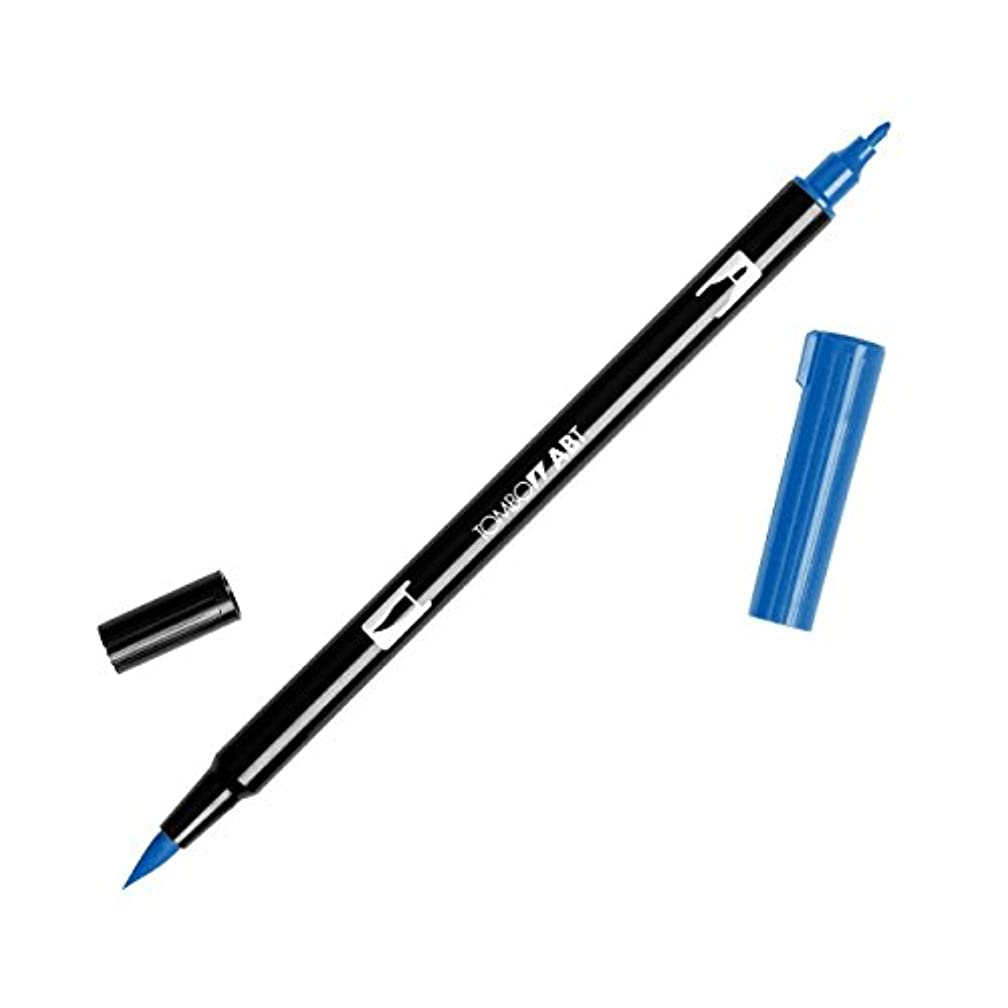 Tombow Dual Brush Pen, ABT, No. 555 (AB-T555)