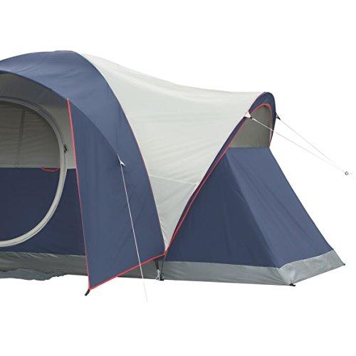 Coleman Elite Montana 8 Tent w/LED - 16' x 7'