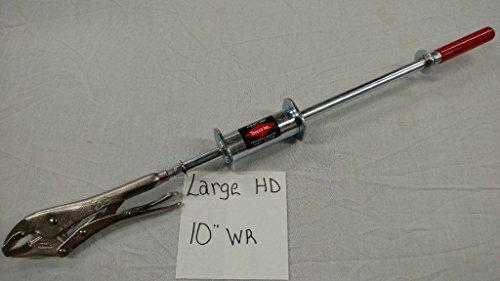 Heavy Duty Slammer Hammer (slide tool) with Vise Grips