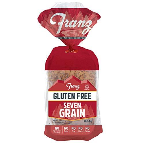 Franz Gluten Free 7-Grain Sliced Bread, 18 oz