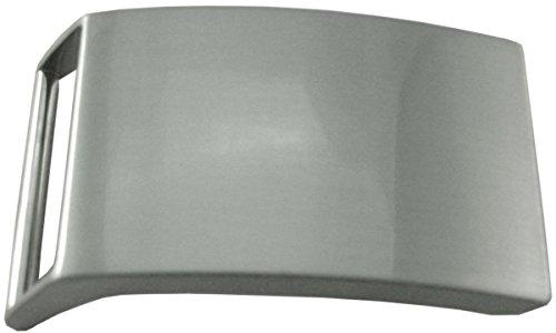 Brazil Lederwaren Gürtelschnalle 4,0 cm | Buckle Wechselschließe Gürtelschließe 40mm Massiv | Für Wechselgürtel bis zu 4cm Breite