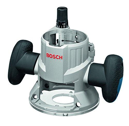 BOSCH 1600A001GJ - Accesorio Fresadoras GKF 1600 CE Professional. Base fija para la Fresadora GOF 1600 CE Professional con Caja de cartón.