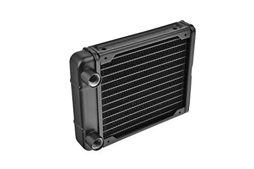 Thermaltake CL-W008-AL00BL-A Pacific R120 Wasserkühlungs-Radiator schwarz