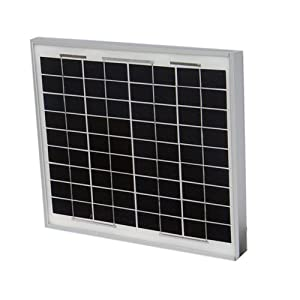 Solar Panel, 10W, Polycrystalline