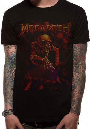 Preisvergleich Produktbild Collectors Mine Herren T-Shirt RTMGD0020 Megadeth - Peace Sells,  Schwarz,  XL / 52