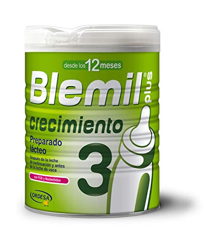 Blemil Plus 3 Leche de Continuación, 800grs
